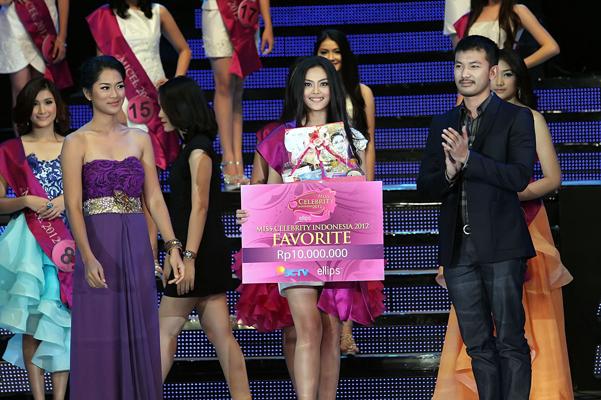 Pemenang Miss Celebrity 2010 - Sylvia Fully Rahesita