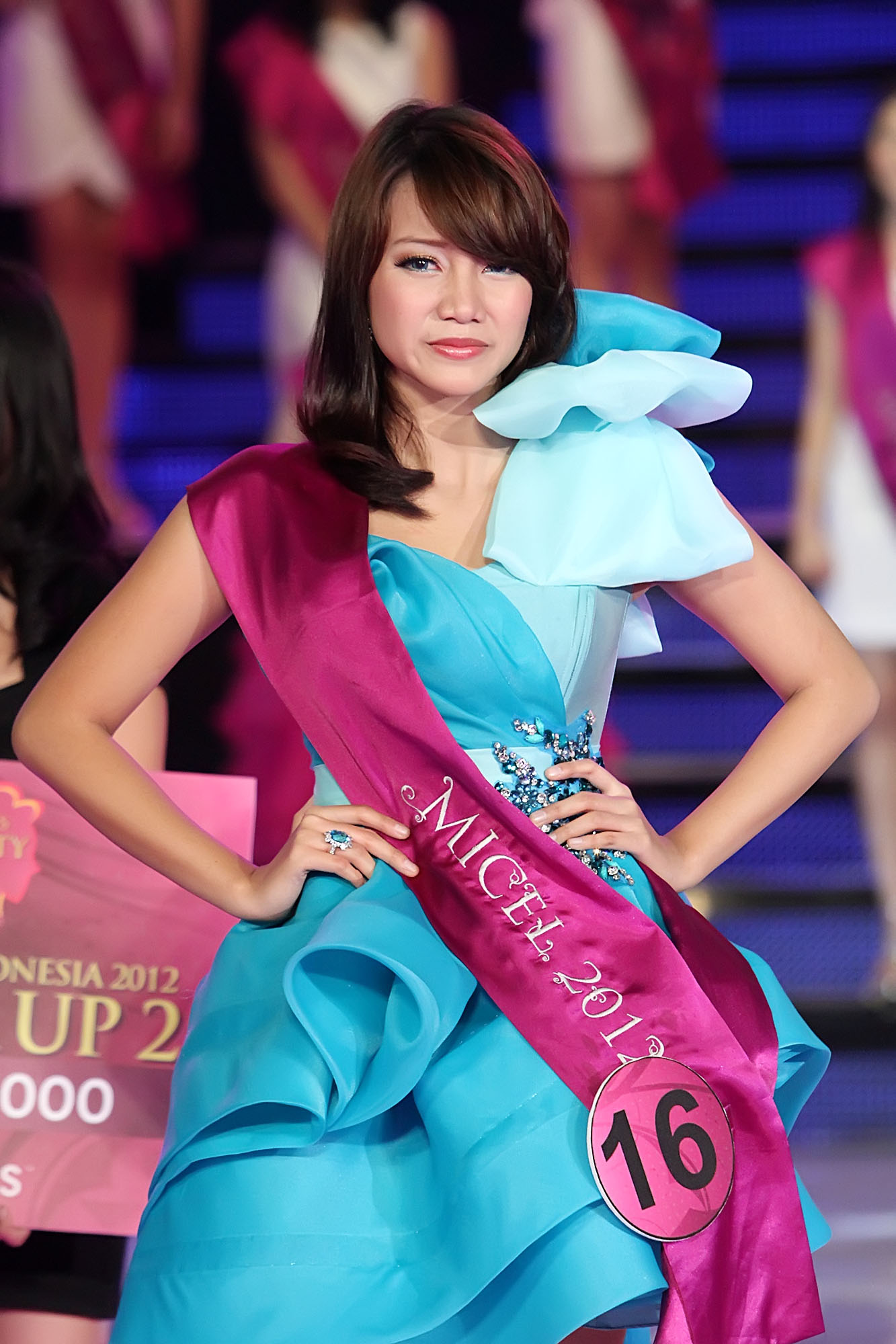 Melda Mita Putri Best Skin Miss Celebrity 2011 - Home ...