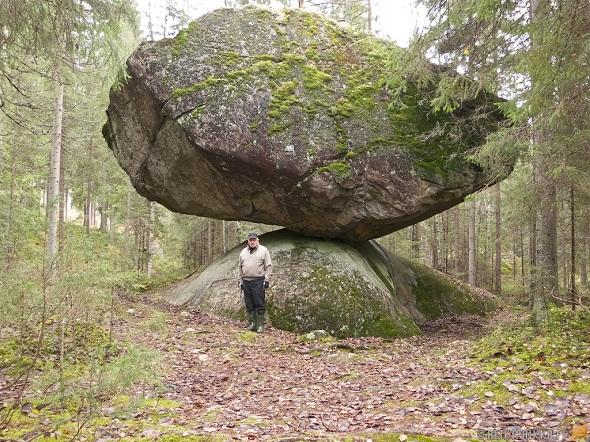 Batu dari Finlandia