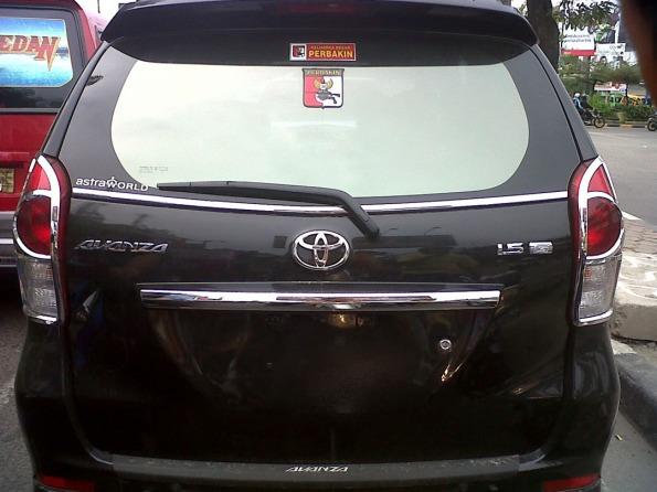 Foto Gambar Stiker Mobil Honda Jazz Merah - Modifikasi ...